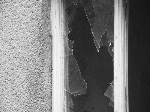 Wybite okno