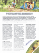 Profilaktyka boreliozy