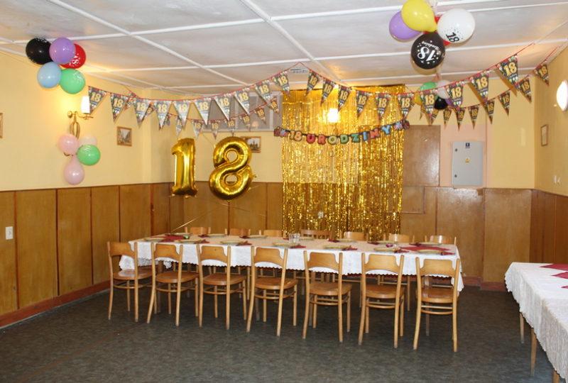 18 urodziny